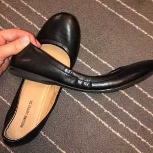Mossimo Supply Co. Black Ballet Flats - Size 8